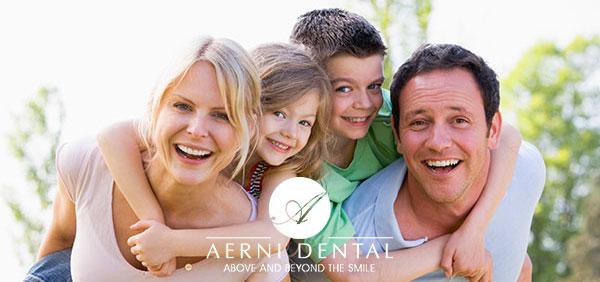Aerni Dental Logo